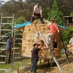 Strawbale Building Workshop