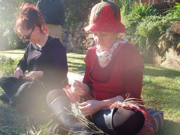 Wild Weaving Workshop