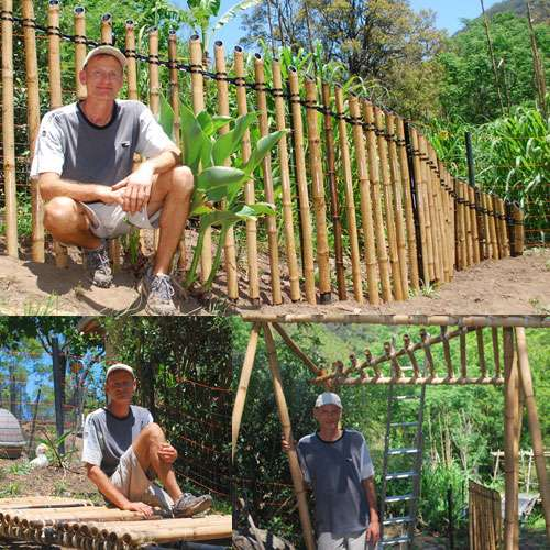 bamboo-constructions