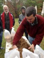 Growing Gourmet Mushrooms Outdoors Workshop