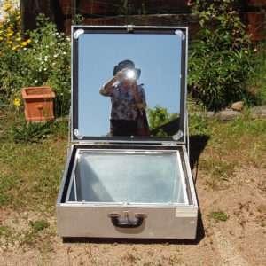 Solar Oven Workshop
