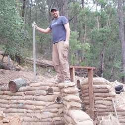 Sandbag Building Workshop