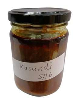 Kasundi Tomato Curry Paste