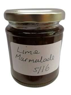 Lime Marmalade (Small)