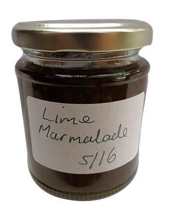 Lime Marmalade (Small)