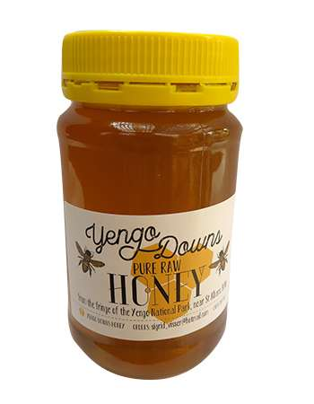 Yengo Honey (500ml)