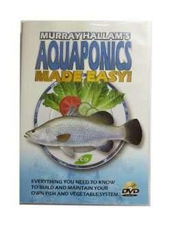 Aquaponics Made Easy: Murray Hallam DVD