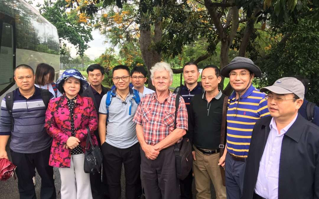 A Visit from Guangdong Farmers